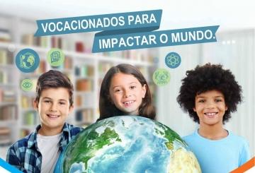 Vocacionados para Impactar o Mundo!